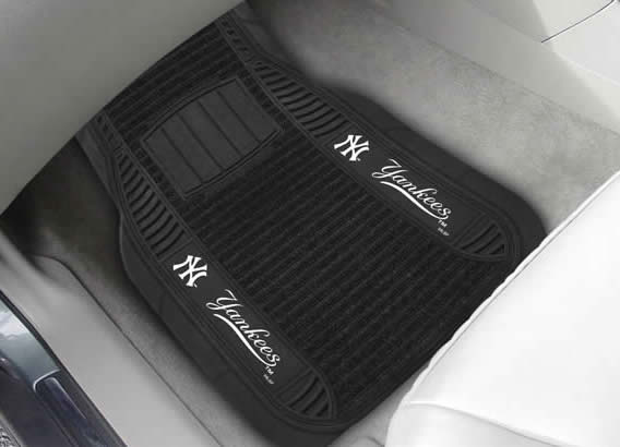 MLB Deluxe Floor Mats from River City Watches