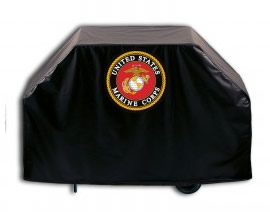 United States Marine Corps Logo Gas Grill Cover