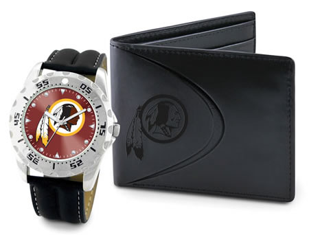 Game Time NFL Watch & Wallet Gift Sets
