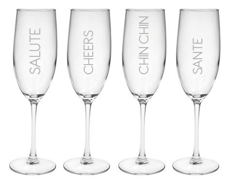 Carved Solutions Personalized Glassware from River City Watches & Gifts